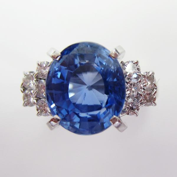 PTサファイアリング ECO Jewelry