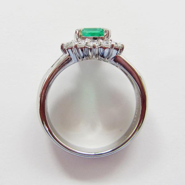 PTエメラルドリング ECO Jewelry