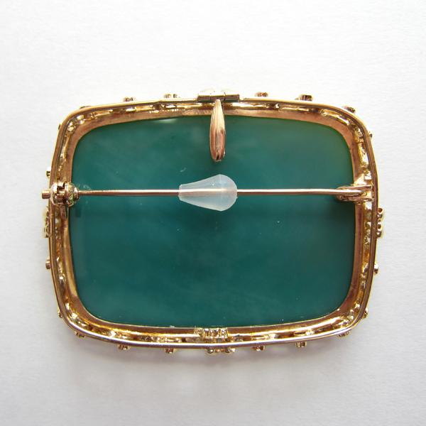 PTヒスイ ペンダント ECO Jewelry