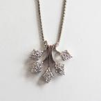 PTダイヤモンドペンダントネックレス ECO Jewelry
