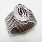 K18WGダイヤリング  ECO Jewelry