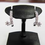 PTダイヤモンドピアス  ECO Jewelry