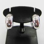 K18WGピアス  ECO Jewelry